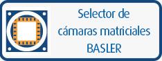 Selector cámaras matriciales Basler