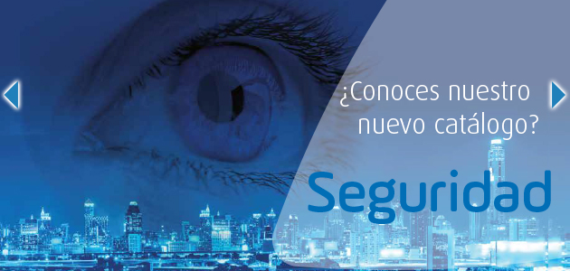 Banner cat�logo Seguridad