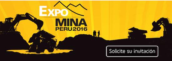 ExpoMina Per� 2016