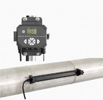 Aquatrans AT600, el Caudal�metro ultras�nico Panametrics para l�quidos. �En la tuber�a en minutos!