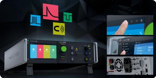NX5 EM Test
