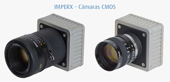 C�maras CMOS IMPERX