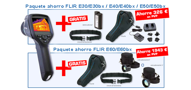 promocion flir serie E bucle