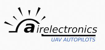 Logo Air Electronics | Sistemas giroestabilizados para UAV-RPA