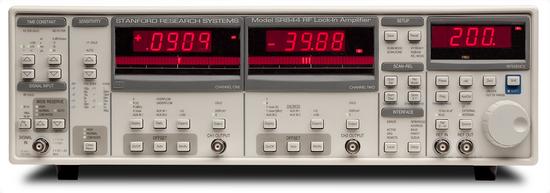 Amplificador Lock-in de 200MHz - SR844