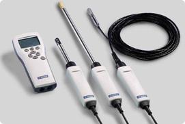 Sensores de humedad patrones alta precisión HM70 - Vaisala