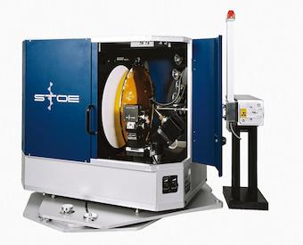 Difract�metros Monocristal STOE IPDS II