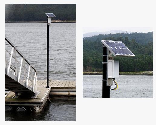 Poste Hidrogr�fico HCTech