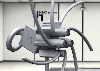 HEAD VISOR_