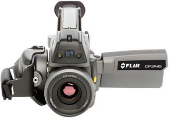 Cámara termográfica FLIR GF346