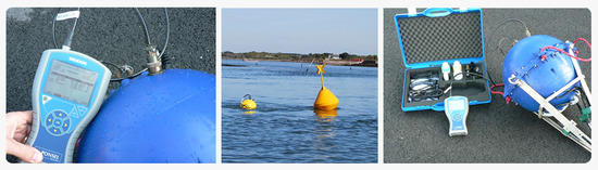 Miniboya de calidad de aguas Aqualabo