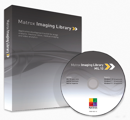 Librer�as MIL (Matrox Imaging Library)