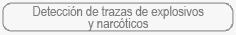 Detección de trazas explosivos y narcóticos | Tecnologías de Detección