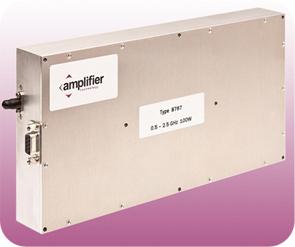 amplificador potencia Amplifier Technology 8767l