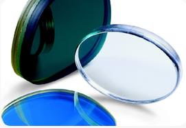 cristal absorvente - Laservision