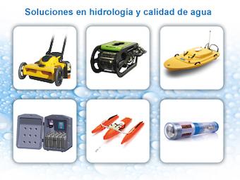 soluciones en hidrologia y calidad de agua
