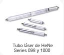 Tubo l�ser de HeNe - Series 098 - 1000