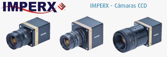 IMPERX C�maras CCD