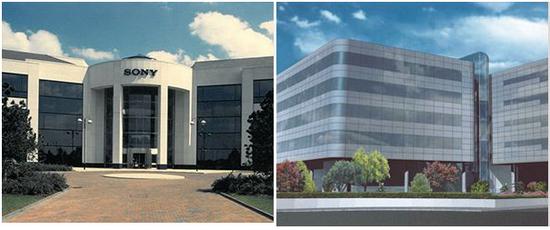Edificios Sony+Alava