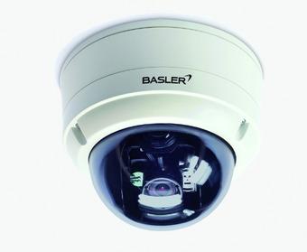 C�mara visi�n artificial Basler domos IP