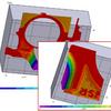Medida de deformaciones, desplazamientos y contornos, an�lisis de materiales.