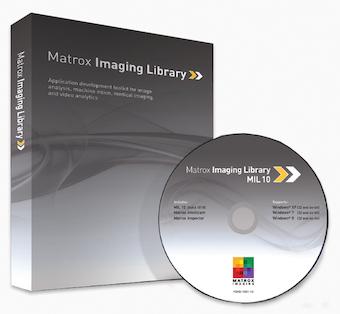 Librer�as MIL (Matrox Imaging Library)
