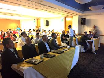 Workshop internacional sobre Confiabilidad Oil & Gas 2016