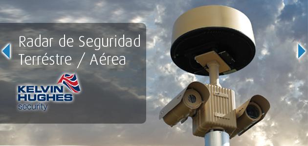 Radar de Seguridad terrestre/a�rea
