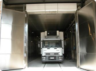 camara climatica ensayos vehiculos