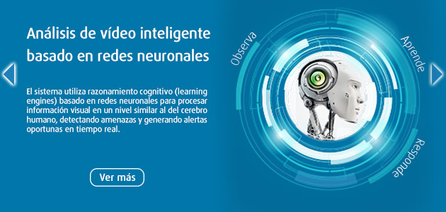 An�lisis de v�deo inteligente basado en redes neuronales