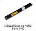 Cabezal l�ser de HeNe - Serie 1100