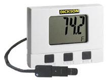 Dataloggers de temperatura y humedad relativa TM725