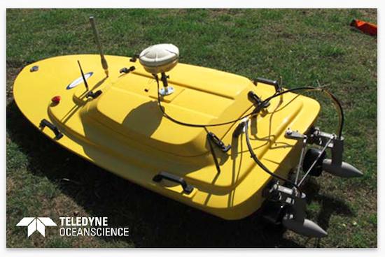 Z-Boat_USV - Vehículos de Superficie No Tripulados