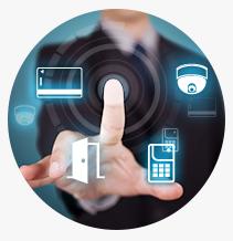 Synergis Sistema de control de accesos
