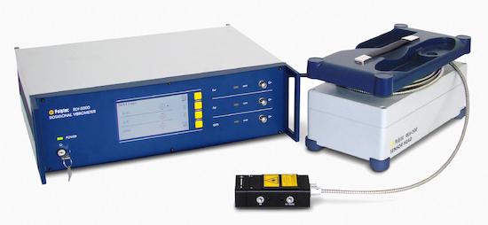 Vibrómetro láser rotacional RLV-5500