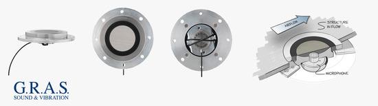 Nuevo kit de G.R.A.S. para la fijaci�n de micr�fonos a superficies en ensayos de turbulencias en t�n