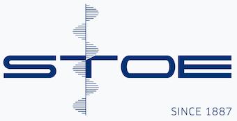 Logo STOE | Difracción de Rayos X