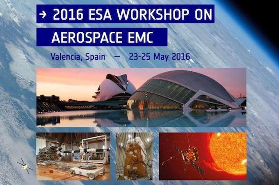 Álava Ingenieros en ESA Workshop on Aerospace EMC