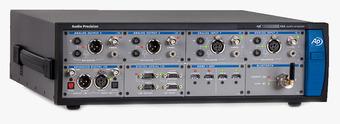 Nuevo analizador Audio Precision APx555
