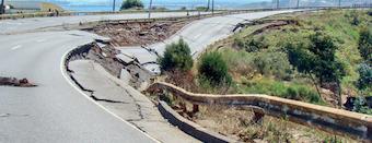 Control de deslizamiento de taludes en carreteras