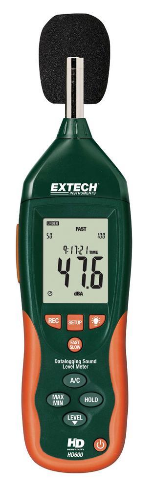Son�metro extech HD600