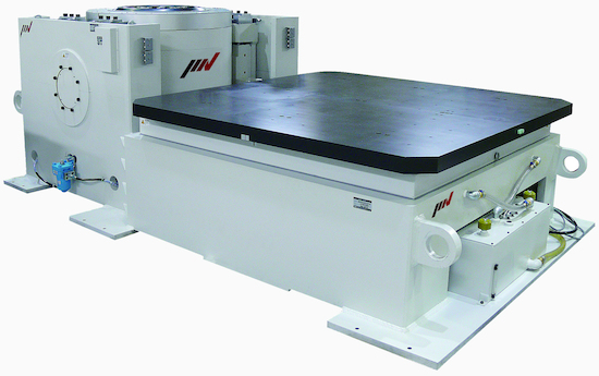 K125 with slip table - IMV