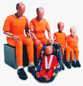 Dummies instrumentados - familia