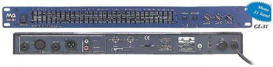 Ecualizador McLELLAND GE-31
