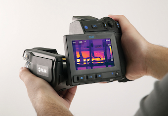 Cámara termográfica FLIR T640