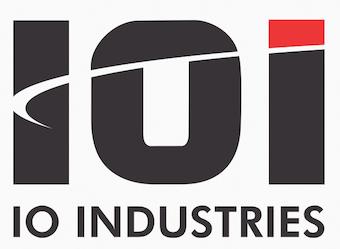 Logo io industries web