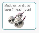 ProPhotonix M�dulos de diodo l�ser Threadmount