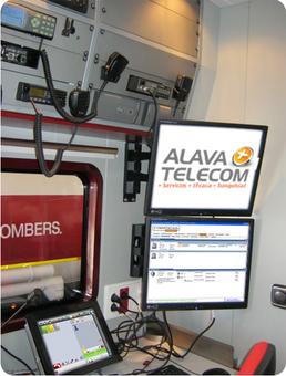 sistema grabacion cybertech bomberos castellon