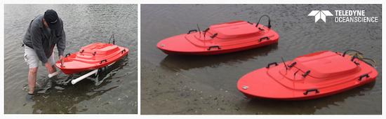 Q-Boat | USV - Veh�culos de Superficie No Tripulados