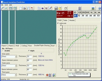 Software de Aislamiento Ac�stico MARSHALL DAY INSUL